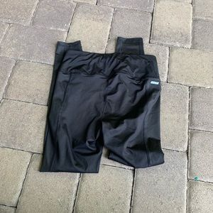 Danskin Now Black Leggings, size S/CH (4-6)